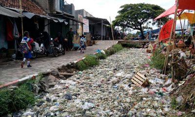 Sampah di Kabupaten Serang