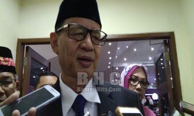 Wahidin Halim soal JPO