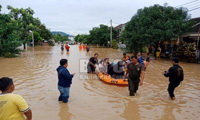 Banjir di Cilegon