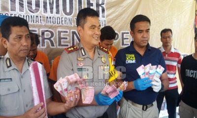 Penggandaan Uang di Kota Tangerang