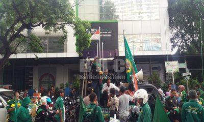 Demo di Kantor BPJS Kesehatan