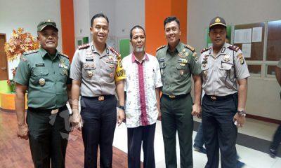 Dandim dan Kapolres Tangerang Kunjungi Kampus STIE Ahmad Dahlan