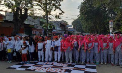 Gerak Jalan Pilkada Kota Tangerang