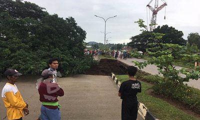 JLS Ambrol Dihantam Banjir, Akses Cilegon-Ciwanda Terputus