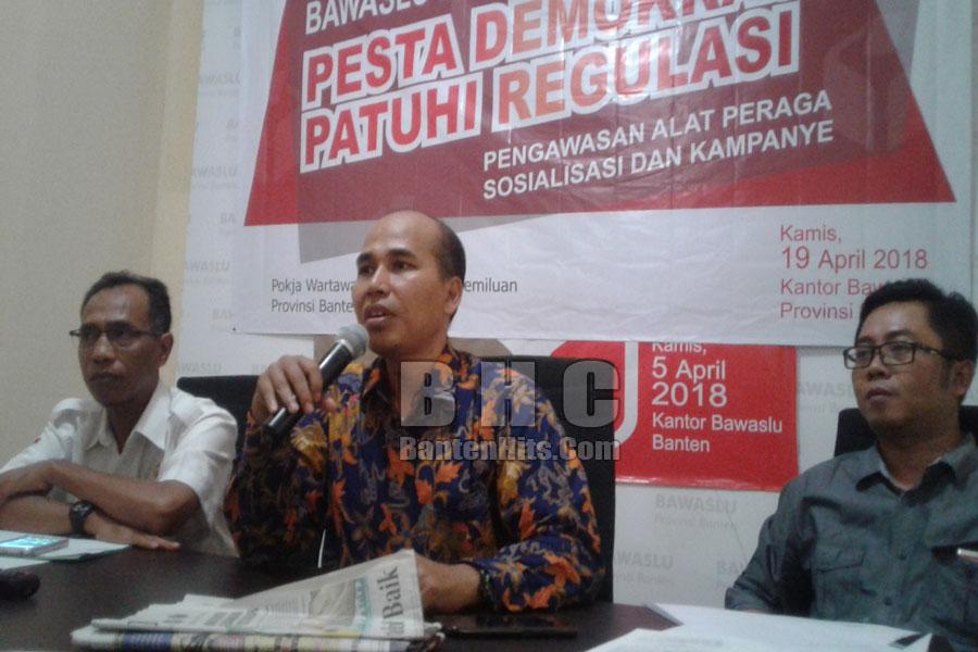 Ketua Bawaslu Banten