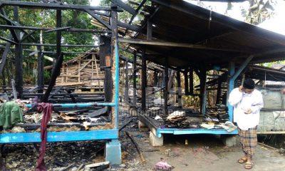 Pondok Pesantren di Pandeglang Terbakar