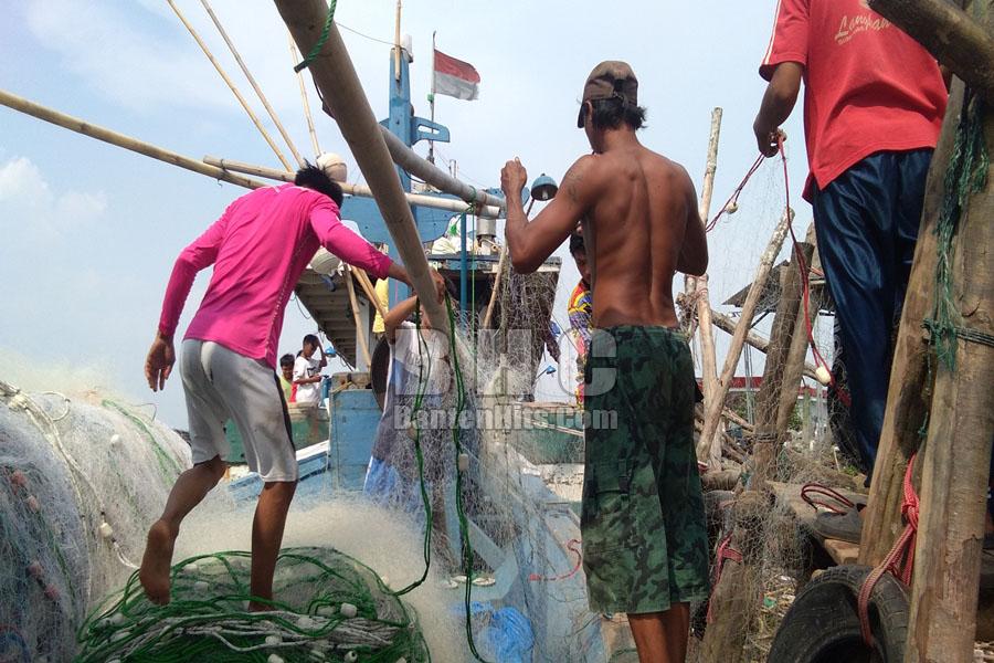 Nelayan di Pandeglang