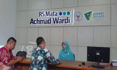 Rumah Sakit Khusus Mata Achmad Wardi BWI-DD resmi hadir di Kota Serang