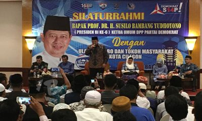 SAFARI POLITIK SBY DI CILEGON DIGELAR DI HOTEL THE ROYAL KRAKATAU
