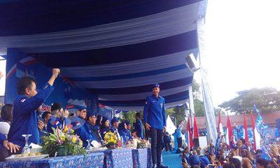 Safari Politik SBY di Serang, AHY sebut Kebangkitan Partai Demokrat Dimulai dari Banten