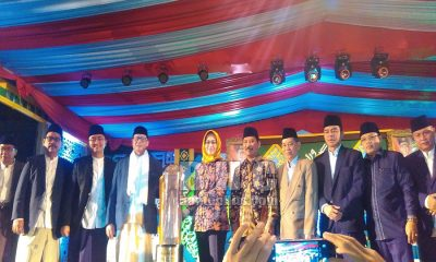 MTQ Banten Tangsel Juara