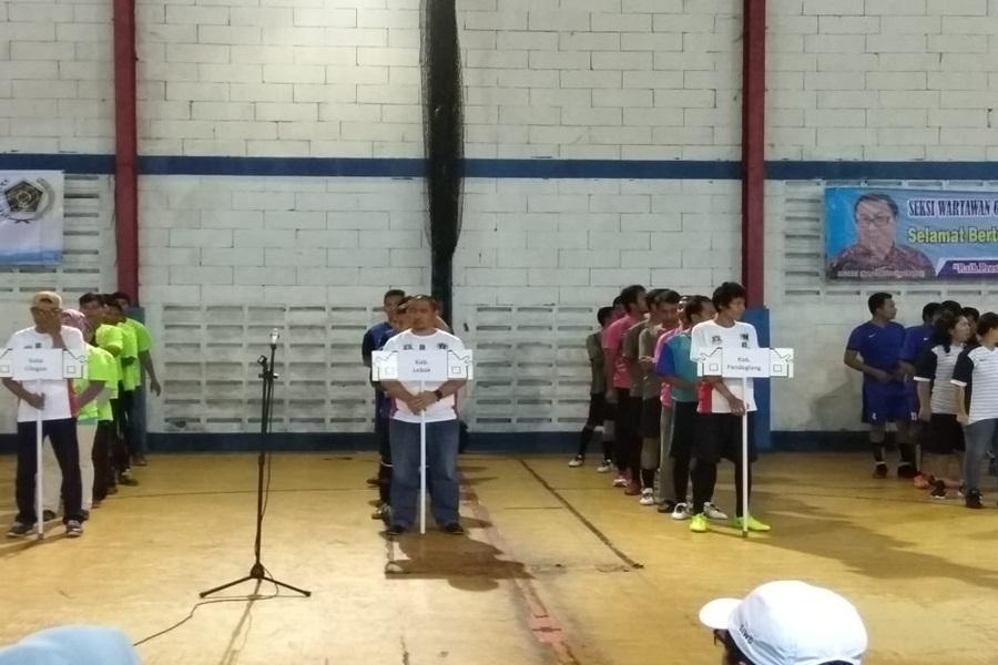 Pekan Olahraga Wartawan Banten