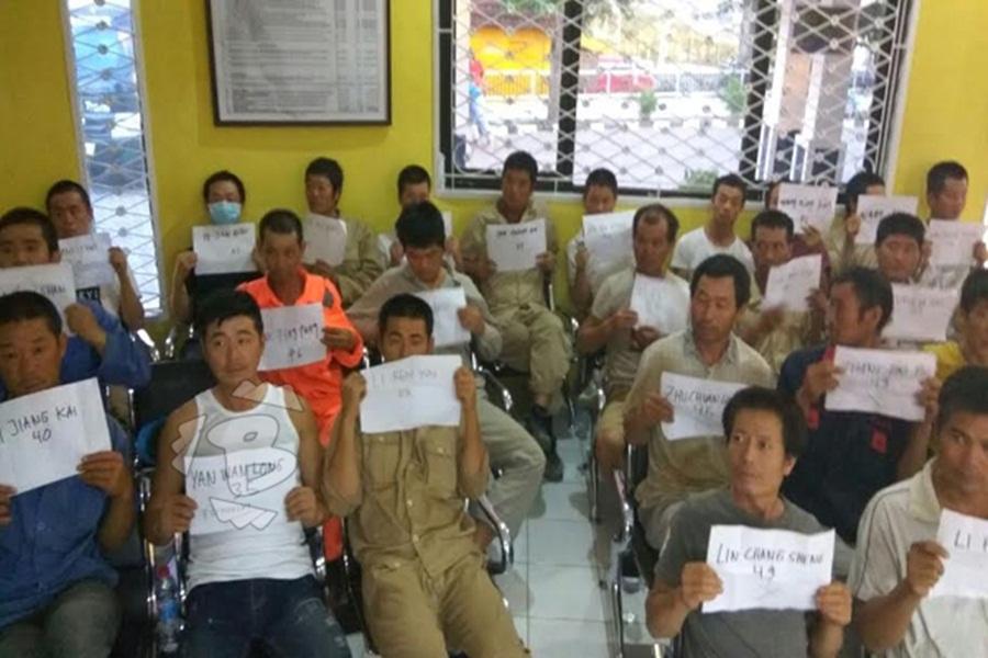 Buruh Minta Setop Kedatangan TKA China dan Negara Lainnya ke Indonesia
