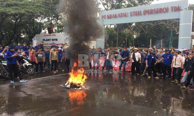 Demo di PT Krakatau Steel