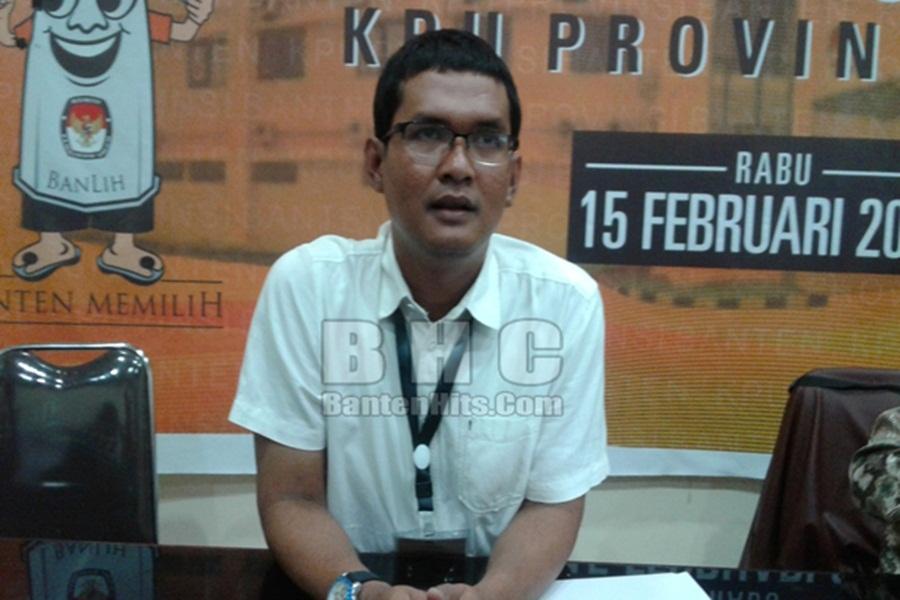 Komisioner KPU Kota Serang