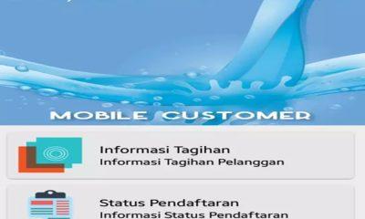 Apllikasi Layanan PDAM TKR