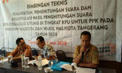 Bimtek KPU Kota Tangerang