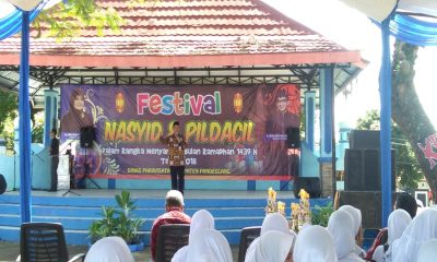 Festival Pildacil di Pandeglang