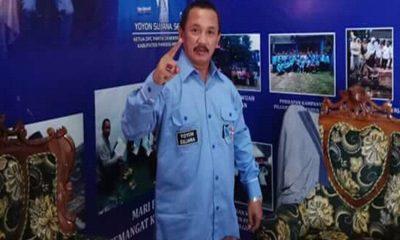Ketua DPC Demokrat Pandeglang