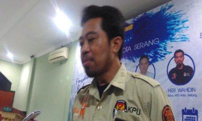 Ketua KPU Kota Serang