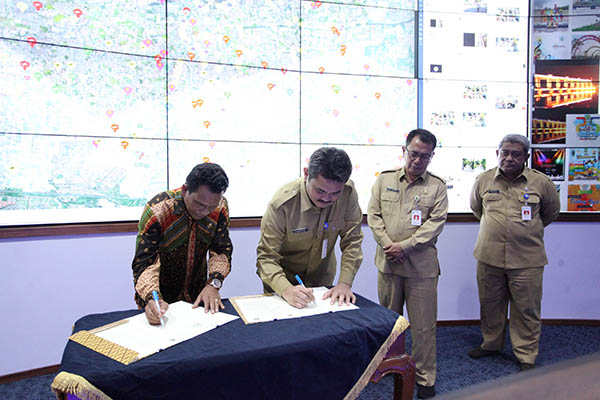 Kabupaten Luwu Timur dan Bangka Selatan Adopsi Aplikasi Smart City Pemkot Tangerang-2