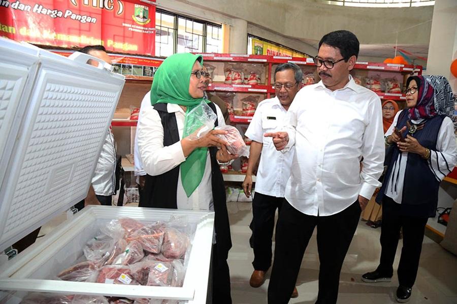TTICD Dinas Ketahanan pangan Banten