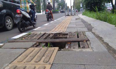 Jalur Tak Aman Bagi Disabilitas