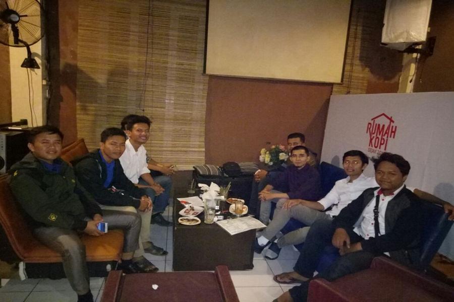 Mahasiswa di Banten