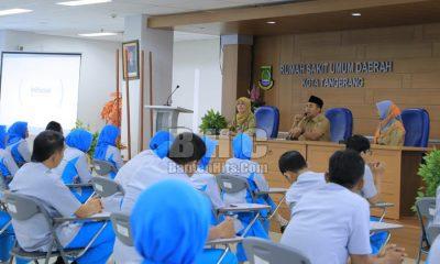 Pegawai RSUD Kota Tangerang