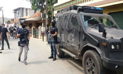 Penggerebekan Teroris di Tangerang