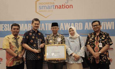 Pemkot Tangerang Dapat Penghargaan