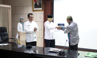 Visitasi Peserta Diklat Kemendagri ke Kota Tangerang