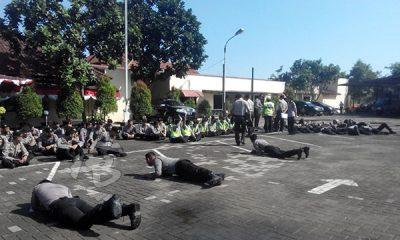 Anggota Polres Serang Kota Diduga Rampok SPBU Ciceri