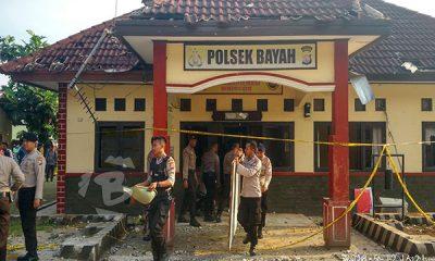 POLRES LEBAK SUDAH TANGKAP 16 WARGA TERKAIT RUSUH MAPOLSEK BAYAH