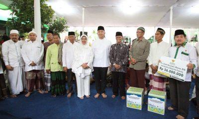 Ponpes di Kota Tangerang Dapat Hibah