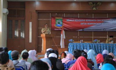 Kesbangpol Kota Tangerang Gelar Kegiatan