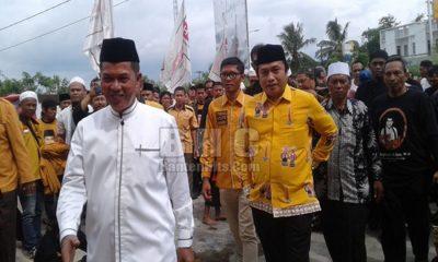 Pasangan Calon Wali Kota dan Wakil Wali Kota Serang Syafrudin-Subadri Usuludin