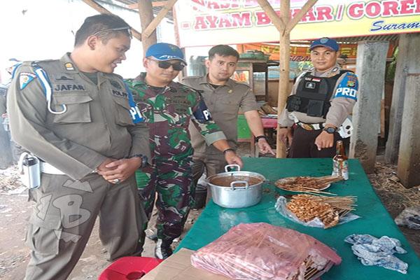Satpol PP Kota Tangerang Gerebek Rumah Makan yang Buka Siang