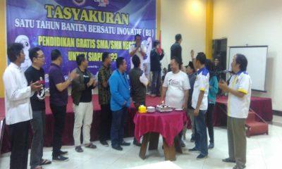 Tasyakuran Banten Bersatu Inovatif (BI)