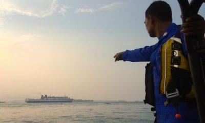 Kapal Tenggelam di Perairan Bojonegara