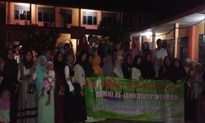 Alumni Al-Jami'atusysyubban