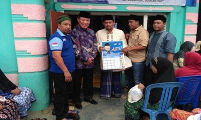 Amir Buka Puasa dengan Kader Demokrat di Banten