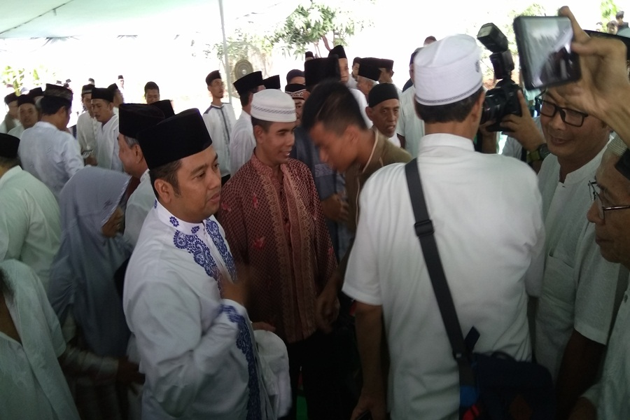 Arief Wismansyah Gelar Halal Bihalal