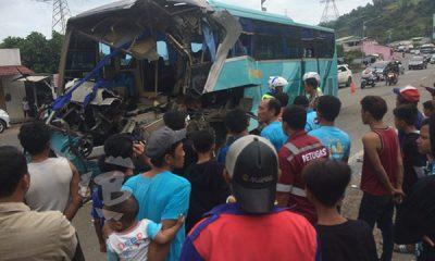 Asli Prima Hantam Truk Fuso, Evakuasi Tubuh Kondektur yang Terjepit Berlangsung Dramatis
