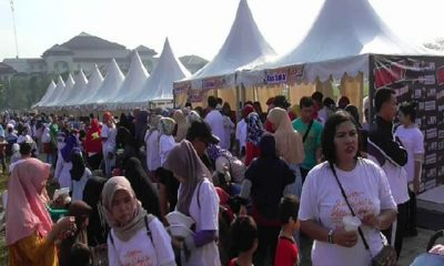 Halal Bihalal KPU Kabupaten Tangerang