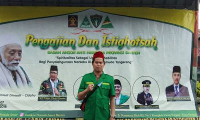 Kader GP Ansor Tangerang Asdiansyah