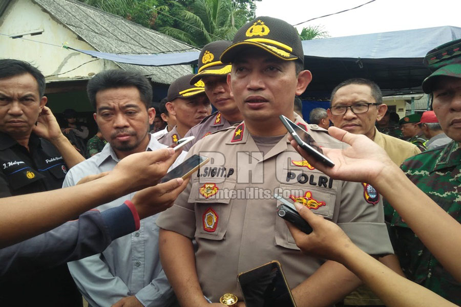 Kapolda Banten Listyo
