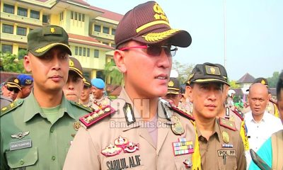 Kapolresta Tangerang Sabilul Alif