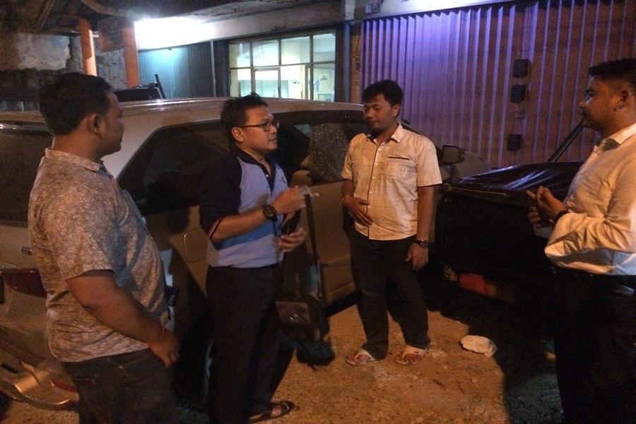Ditinggal Buka Puasa, Kaca Mobil Karyawan PT CJ Korea