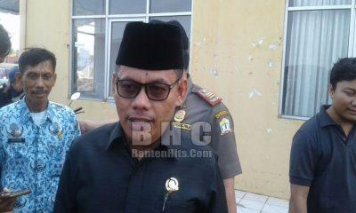 Ketua DPRD Kota Serang